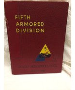 Fifth Armored Division Camp Chaffee, Ark. August 1954 hardback book - $19.80