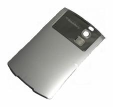 Original Silver Battery Back Cover Fits Blackberry Curve 8300 8310 8320 ... - $4.72