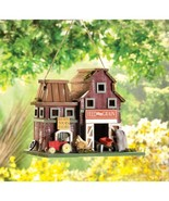 Farmstead Feed Grain Store Birdhouse - $22.99
