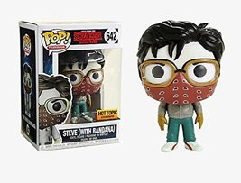 Funko Pop! Stranger Things #642 Steve with Bandana (Hot Topic Exclusive) - $33.41