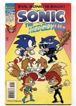 SONIC THE HEDGEHOG #24 1995--Archie Comics-Sega - $21.44