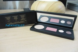 Lancome Leather Palette~Dual Finish MATTE BUFF Blush APLUM Eyeshadow duo... - $17.81