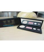 Lancome Leather Palette~Dual Finish MATTE BUFF Blush APLUM Eyeshadow duo... - $17.81