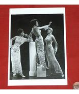 1967 Diana Ross e il Supremes Michael Ochs Fotofolio Foto Post Scheda No... - $19.86