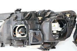 06-08 BMW E65 E66 750i 760i HID AFS Active Headlight Lamps Set L&R image 12