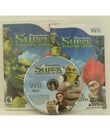 Shrek Forever After: The Final Chapter (Nintendo Wii, 2010) CIB, USA Seller - $3.81