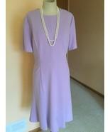 Women's Dress,purple,XL,Lafayette148,NWOT - $89.10