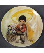 The Gentle White Dove Collector Plate Children Of The Sun Ettore Ted DeG... - $19.95