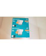 EcoSmart 65-Watt Equivalent BR30 Dimmable Energy Star LED Light Bulb Sof... - $21.97