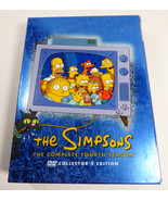 The Simpsons The Complete Fourth 4th Season DVD 2009, 4-Disc Collector's... - $23.76