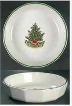 Individual Salad Bowl Christmas Heritage by PFALTZGRAFF Width: 7 3/4 in Height:  - $34.58