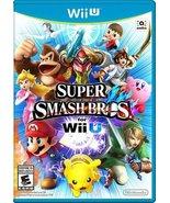 Super Smash Bros. - Nintendo Wii U [video game] - $25.20