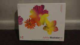 Adobe Illustrator CS UPGRADE FOR MAC, W/Retail Box. Great Condition!!! L... - $27.30