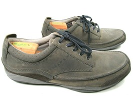 Bass Norway Mens Brown/Gray Lace Up Oxfords Sneakers Comfort Size US 13 M - $29.09
