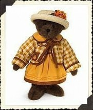 "Boyds Bears ""Lauralee. Pearsley"" 16"" Plush Bear - #904160- New- 2003 - $69.99"