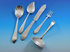Pointed Antique by R&B / D&H Sterling Silver Essential Serving Set Small... - $249.00
