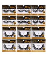 Kiss i Envy Luxury 3D 100% Real Mink 20mm & 25mm Lash Long False Eyelash... - $5.99
