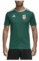 2019 Iran-Team Melli Original Top Training Jersey, Green ,Size:Medium - $44.99