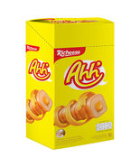 Corn Roll Filled & Coated with Cream Cheese 17.5 g.(Box of 12) EMS deliv... - $130.00