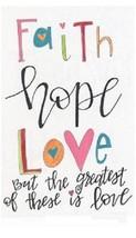 Faith Hope Love Magnet #3 - $7.99