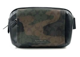 Coach Graham Utility Pack Leather Waist Bag - $130.99
