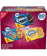 3 Cases Sweet Treats Cookie Variety Pack (60 pk./case) - $89.00