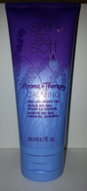 Avon Aroma Therapy Calming Gelled Body Oil 6.7 oz 200 ml - $14.99