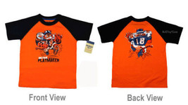 NWT Oshkosh B'Gosh BigTime Playmaker Football T-Shirt 5 - $12.99