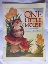 One Little Mouse 2002 BIG Book Paperback 2' TallClass Size K5 Teacher Copy - $16.61