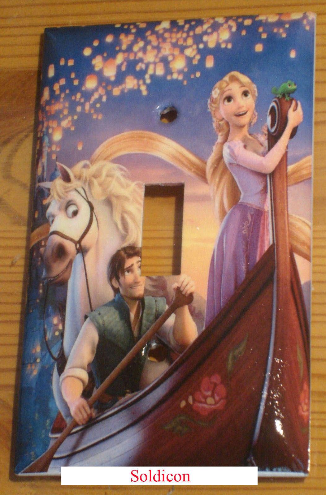 Rapunzel and flynn single toggle