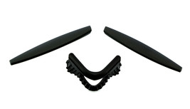 Ricambio Gomma Kit per Oakley M Frame Serie Terminali Naso Imbottitura N... - $8.54