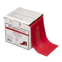 Resistance Band 25 Yard Roll, Medium Red Non-Latex Professional Elasti - $77.99