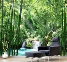 3D Grüne Wälder, Wasser 43  Fototapeten Wandbild Fototapete BildTapete Familie - $52.21+
