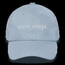 nunc coepi hat / nunc coepi Dad hat image 9