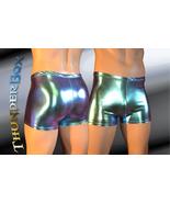 Cameleon Metallic Reflections Aqua, Purple Spandex Mens, Womens Gladiato... - $25.00