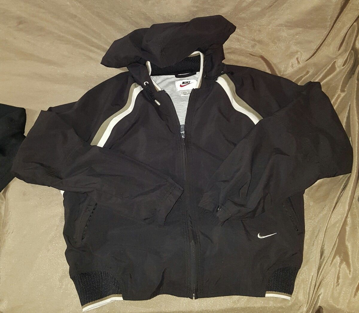 outlet store de7c8 6b28f Womens SM Oakland A's Nike Jacket MLB and similar items
