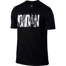 Nike Men's Air Jordan 6 Photo Tee New Authentic Black 833929-010 - $27.49
