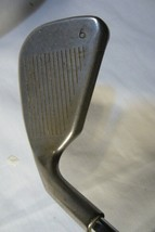 Ping Zing 6 Iron Green Dot RH Steel Shaft image 2