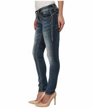 Rock Revival Women's Premium Skinny Light Denim Jeans Woven Pants Adele S41 image 4