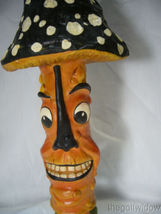 Bethany Lowe Shroom  a Scary Mushroom  Figure no. 9217 image 5
