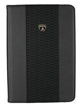 Automobili Lamborghini Huracan Iphone 6 & 6s Case (Black Genuine Leather... - $69.29