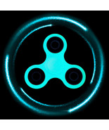 5 Colors Glowing Fidget Spinner EDC Hand Spinne... - $9.49 - $14.24