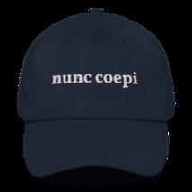 nunc coepi hat / nunc coepi Dad hat image 6