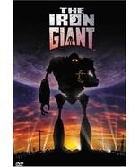 The Iron Giant DVD  - $4.95