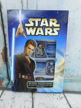 Star Wars - 30 Foil Valentines 2002 AOTC Attack Of The Clones  New Vintage - $6.92