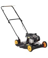 Poulan Pro 961120130 PR450N20S Briggs 450e Side Discharge Push Mower in ... - $283.20