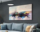 Contemporary hand painted abstract art picture oil painting ab 000073 thumb155 crop
