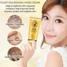 Horse Oil Repair Hand Cream Moisturizing Anti-Aging Skin Whitening Hand Cream  image 11