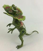 Jurassic Park III Screams Dilophosaurus Re-Ak A-Tak Figure Universal Stu... - $26.68