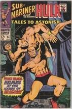Tales To Astonish Comic Book #94 Marvel Comics 1967 FINE- - $15.44